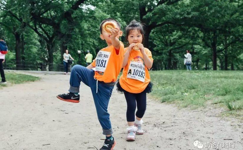 第一次跑步比赛