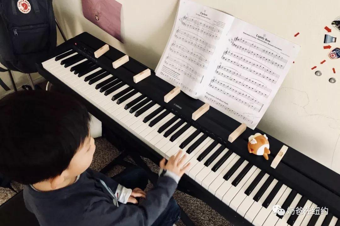 如果家里有娃学钢琴